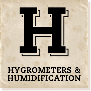 Hygrometers & Humidification