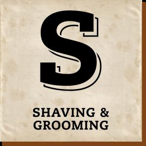 Shaving & Grooming